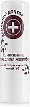 Voňavky, Parfémy, kozmetika Hygienická rúž šípka s jojobovým olejom - Rodinný lekár