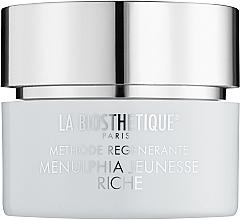 Nasýtený regeneračný krém intenzívneho účinku - La Biosthetique Methode Regenerante Menulphia Jeunesse Riche — Obrázky N2