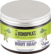 Voňavky, Parfémy, kozmetika Hĺbkovo čistiace telové mydlo - Dr. Konopka's Deep Cleansing Thick Body Soap