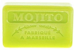 """Voňavky, Parfémy, kozmetika Marseillské mydlo """"Mojito"""" - Foufour Savonnette Marseillaise Mojito"""
