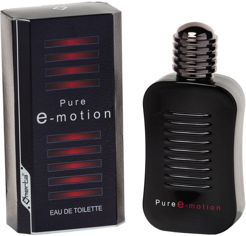Omerta Pure E-motion - Toaletná voda