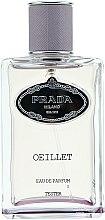 Voňavky, Parfémy, kozmetika Prada Les Infusions Oeillet - Parfumovaná voda (tester bez viečka)