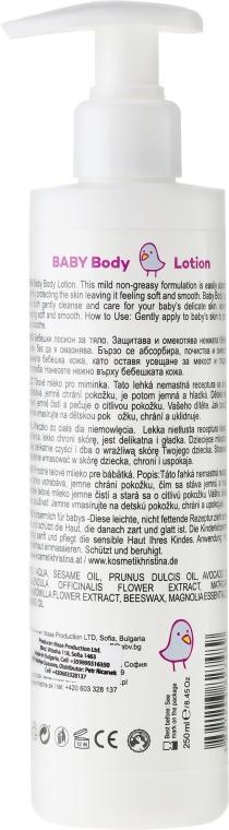 Telové mlieko pre dieťa - Mother And Baby Body Lotion — Obrázky N2