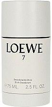 Voňavky, Parfémy, kozmetika Loewe 7 Loewe - Tuhý dezodorant