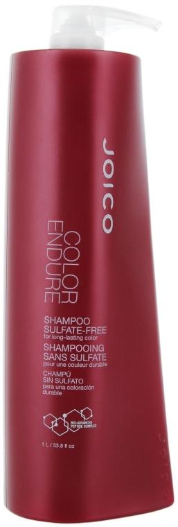 Šampón pre odolnosť farby - Joico Color Endure Shampoo for Long Lasting Color — Obrázky N3