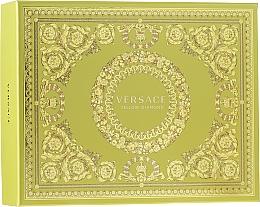 Voňavky, Parfémy, kozmetika Versace Yellow Diamond - Sada (edt/50ml + b/lot/50ml + sh/gel/50ml)