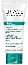 Voňavky, Parfémy, kozmetika Jemná exfoliačná maska - Uriage Hyseac Gentle Peel Off Mask