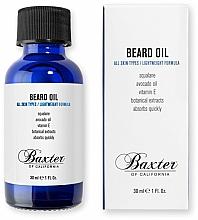 Voňavky, Parfémy, kozmetika Olej na bradu - Baxter of California Grooming Beard Oil