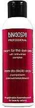 Voňavky, Parfémy, kozmetika Krém pre oblasť okolo očí proti vráskam - BingoSpa Artline Anti-Wrinkle Cream Eye Area