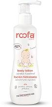 Voňavky, Parfémy, kozmetika Lotion na telo - Roofa Calendula & Panthenol Body Lotion