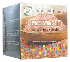 """Voňavky, Parfémy, kozmetika Scrub na telo """"Himalájska soľ"""" - Rolling Hills Gommage Corps Naturel"""