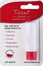 Voňavky, Parfémy, kozmetika Hygienický rúž na pery, blister - Farmapol Tisane Classic Lip Balm