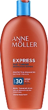 Voňavky, Parfémy, kozmetika Vodoodolný opaľovací krém na telo - Anne Moller Express SPF30