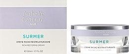 Voňavky, Parfémy, kozmetika Výživný nano krém s regeneračným komplexom - Isabelle Lancray Surmer Rich Restoring Cream