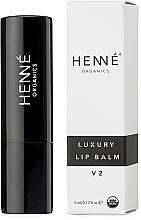 Voňavky, Parfémy, kozmetika Balzam na pery - Henne Organics Luxury Lip Balm V2