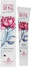 Voňavky, Parfémy, kozmetika Krém na ruky s komplexom čierneho kaviáru - Bulgarian Rose Caviar Complex Hand Cream