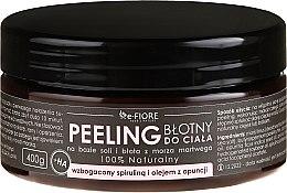 Voňavky, Parfémy, kozmetika Telesný peeling so spirulinou, olejom z opuncie a kyselinou - E-Fiore Body Peeling