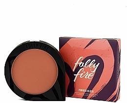 Voňavky, Parfémy, kozmetika Lícenka na tvár - Folly Fire Serial Blusher (Masterplan)