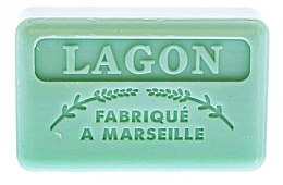 "Voňavky, Parfémy, kozmetika Marseillské mydlo ""Laguna"" - Foufour Savonnette Marseillaise Lagon"