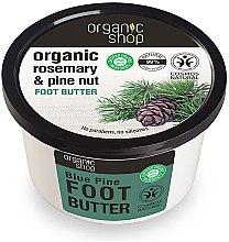 """Voňavky, Parfémy, kozmetika Olej na nohy """"Tyrkysový Cedar"""" - Organic shop Foot Butter Organic Cedar and Rose"""