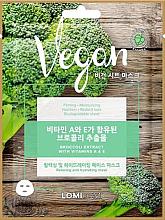 Voňavky, Parfémy, kozmetika Maska na tvár s výťažkom z brokolice - Lomi Lomi Vegan Mask