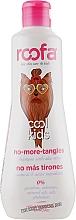 Voňavky, Parfémy, kozmetika Šampón s aloe vera - Roofa Cool Kids No More Tangles Shampoo
