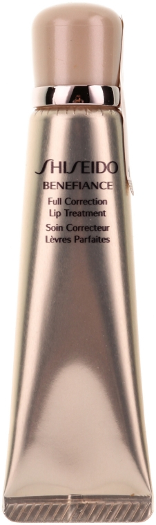 Balzam na pery - Shiseido Benefiance Full Correction Lip Treatment — Obrázky N2