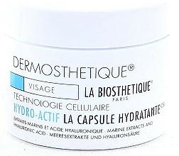 Voňavky, Parfémy, kozmetika Hydrolipidové gélové kapsuly pre dehydrovanú pokožku - La Biosthetique Dermosthetique Hydro-Actif La Capsule Hydratante (Salon Size)