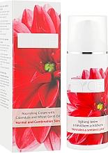 Voňavky, Parfémy, kozmetika Výživný krém s nechtíkom a klíčkami - Ryor Nourishing Cream With Marigold And Sprouts