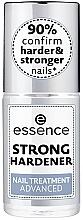 Voňavky, Parfémy, kozmetika Spevňujúca starostlivosť o nechty - Essence Strong Hardener Nail Treatment Advaced