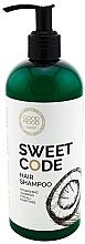 Voňavky, Parfémy, kozmetika Vyživujúci šampón na vlasy s kokosovým olejom - Good Mood Sweet Code Hair Shampoo