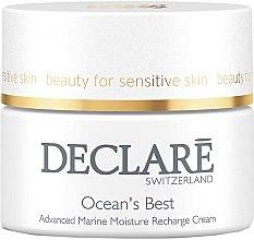 Voňavky, Parfémy, kozmetika Intenzívny hydratačný krém s morskými extraktami - Declare Ocean's Best Advanced Marine Moisture Recharge Cream