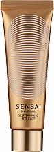 Voňavky, Parfémy, kozmetika Auto opaľovanie na tvár - Kanebo Sensai Silky Bronze Self Tanning For Face
