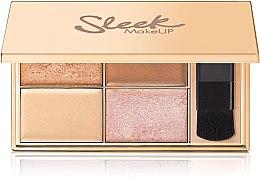 Voňavky, Parfémy, kozmetika Paleta rozjasňovačov - Sleek MakeUP Highlighting Palette