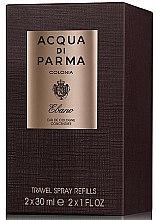 Voňavky, Parfémy, kozmetika Acqua di Parma Colonia Ebano Travel Spray Refills - Kolínska voda