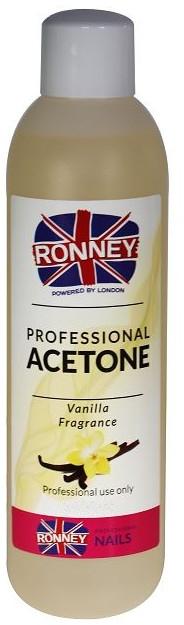 """Prostriedok pre odstránenie """"Vanilka"""" - Ronney Professional Acetone Vanilia — Obrázky N1"""