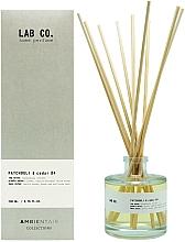 Voňavky, Parfémy, kozmetika Aromatický difúzor - Ambientair Lab Co. Patchouli & Cedar