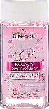Voňavky, Parfémy, kozmetika Upokojujúca micelárna tekutina 3 v 1 - Bielenda Expert Czystej Skyry
