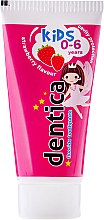 """Voňavky, Parfémy, kozmetika Detská zubná pasta """"Jahody"""" - Dentica Dental Protection For Kids"""