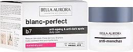Voňavky, Parfémy, kozmetika Krém proti škvrnám pre suchú pokožku - Bella Aurora B7 Dry Skin Daily Anti-Ageing Anti-Dark Spot Care