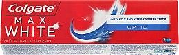 Voňavky, Parfémy, kozmetika Bieliaca zubná pasta - Colgate Max White One Optic Fluoride Toothpaste