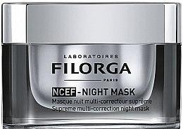 Voňavky, Parfémy, kozmetika Multikorekčná nočná maska na tvár - Filorga NCEF-Night Mask