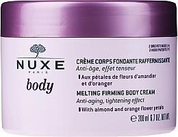Voňavky, Parfémy, kozmetika Spevňujúci telový krém - Nuxe Melting Firming Body Cream