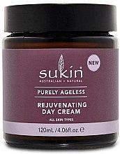 Voňavky, Parfémy, kozmetika Denný omladzujúci krém - Sukin Purely Ageless Rejuvenating Day Cream