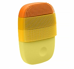 Voňavky, Parfémy, kozmetika Ultrazvukový prístroj na čistenie tváre - Xiaomi inFace Electronic Sonic Beauty Facial Orange
