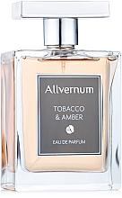Voňavky, Parfémy, kozmetika Allvernum Tobacco & Amber - Parfumovaná voda