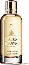 Voňavky, Parfémy, kozmetika Molton Brown Jasmine & Sun Rose Exquisite Body Oil - Olej na telo