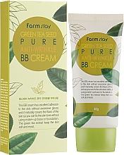 Voňavky, Parfémy, kozmetika BB krém so semenami zeleného čaju - FarmStay Green Tea Seed Pure Anti-Wrinkle BB Cream