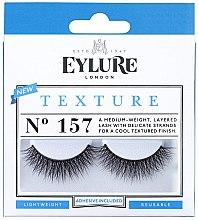 Voňavky, Parfémy, kozmetika Falošné riasy №157 - Eylure Pre-Glued Texture