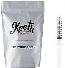 """Voňavky, Parfémy, kozmetika Sada vymeniteľných náplní na bielenie zubov """"Čučoriedka"""" - Keeth Blueberry Refill Pack"""